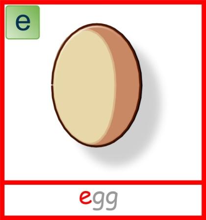 Egg animation