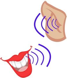 Speaking & Listening Icon 2