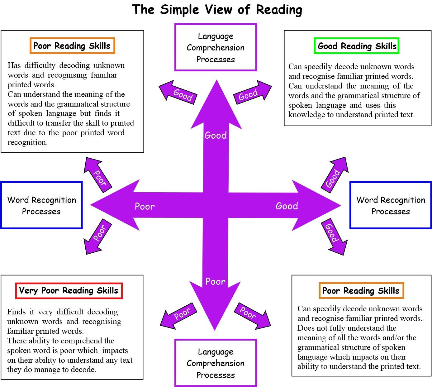Microsoft Word Process Diagram