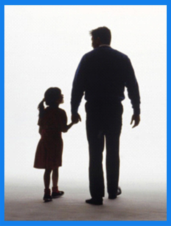 Dad & Girl 1