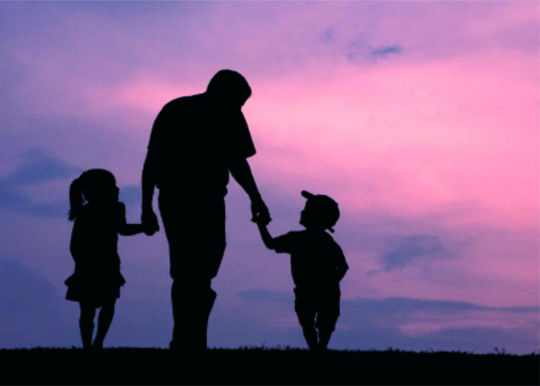 Dad & kids 2